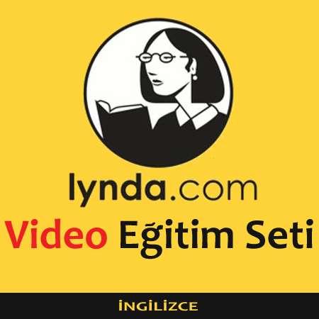 Lynda.com Video Eğitim Seti - İngilizce