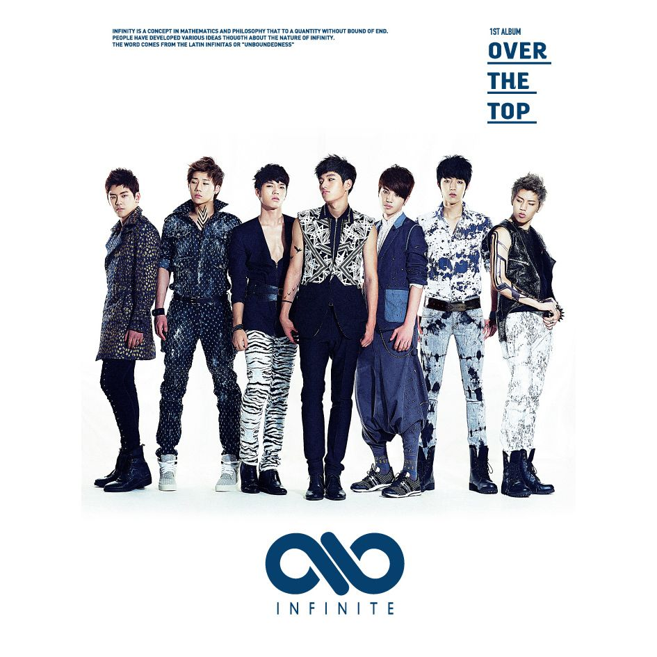 [Album] Infinite   Over The Top