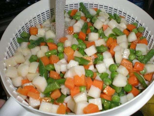 Preparado de ensaladilla