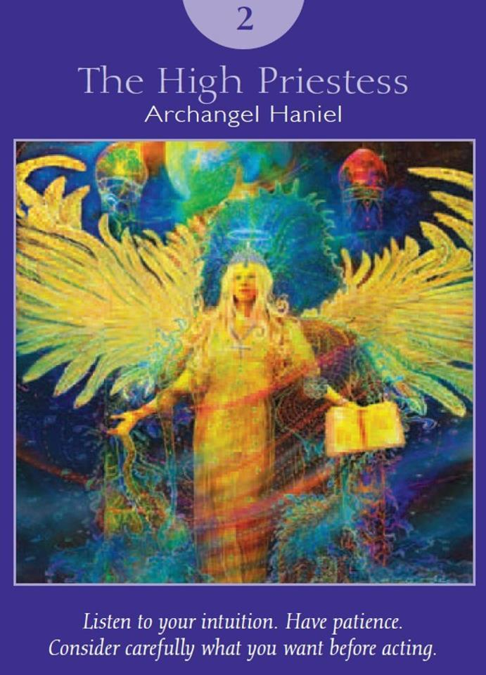 Angel Tarot Card Deck. Doreen Virtue & Radleigh Valentine